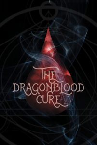 The Dragonblood Cure by Oscar R Campbell book cover=