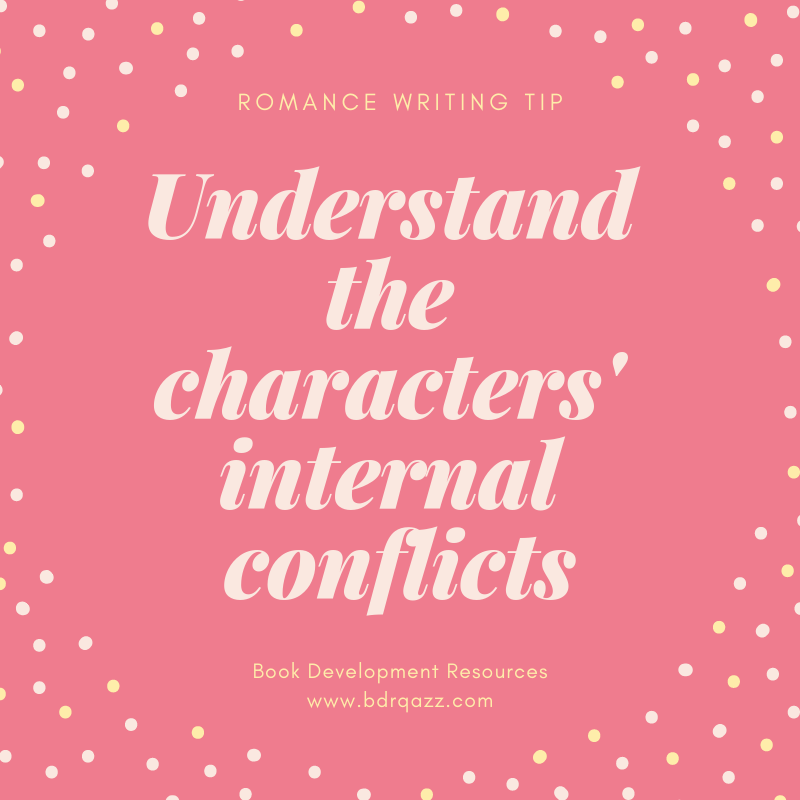understand the characters' internal conflicts