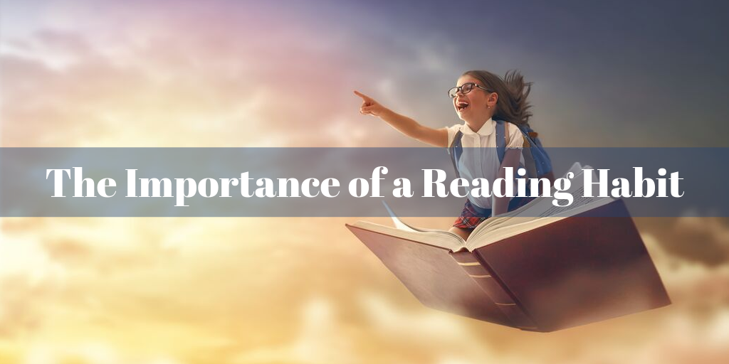 the importance of a reading habit blog article