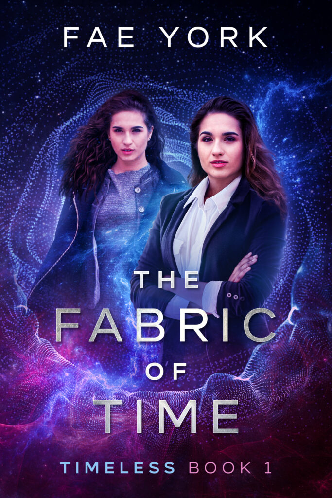 The Fabric of Time cover by Fae York